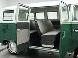 Volkswagen T1 Deluxe Bus 1963–67 wallpapers