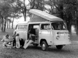 Images of Volkswagen T2 Camper 1972–79
