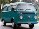 Pictures of Volkswagen Kombi 1997–2005
