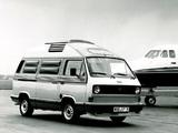 Images of Volkswagen T3 Dehler Profi 1981–86