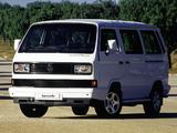 Photos of Volkswagen T3 Caravelle ZA-spec 1981–92