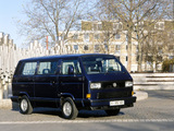 Photos of Volkswagen T3 Multivan Last Limited Edition 1992