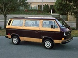 Pictures of Volkswagen T3 Vanagon 1980–92