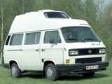 Pictures of Volkswagen T3 California by Westfalia 1988–90