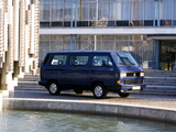 Pictures of Volkswagen T3 Multivan Last Limited Edition 1992