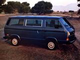 Volkswagen T3 Vanagon 1980–92 images