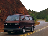 Volkswagen T3 Vanagon 1980–92 pictures