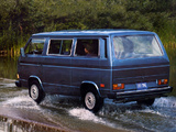 Volkswagen T3 Vanagon 1980 wallpapers