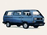 Volkswagen T3 Caravelle 1981–92 wallpapers