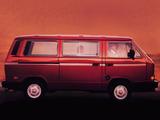 Volkswagen T3 Vanagon Carat 1985–92 images