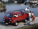 Volkswagen T3 Transporter TriStar 1990 pictures