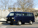 Volkswagen T3 Multivan Last Limited Edition 1992 pictures