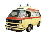 Volkswagen T3 Krankenwagen 1979–92 wallpapers