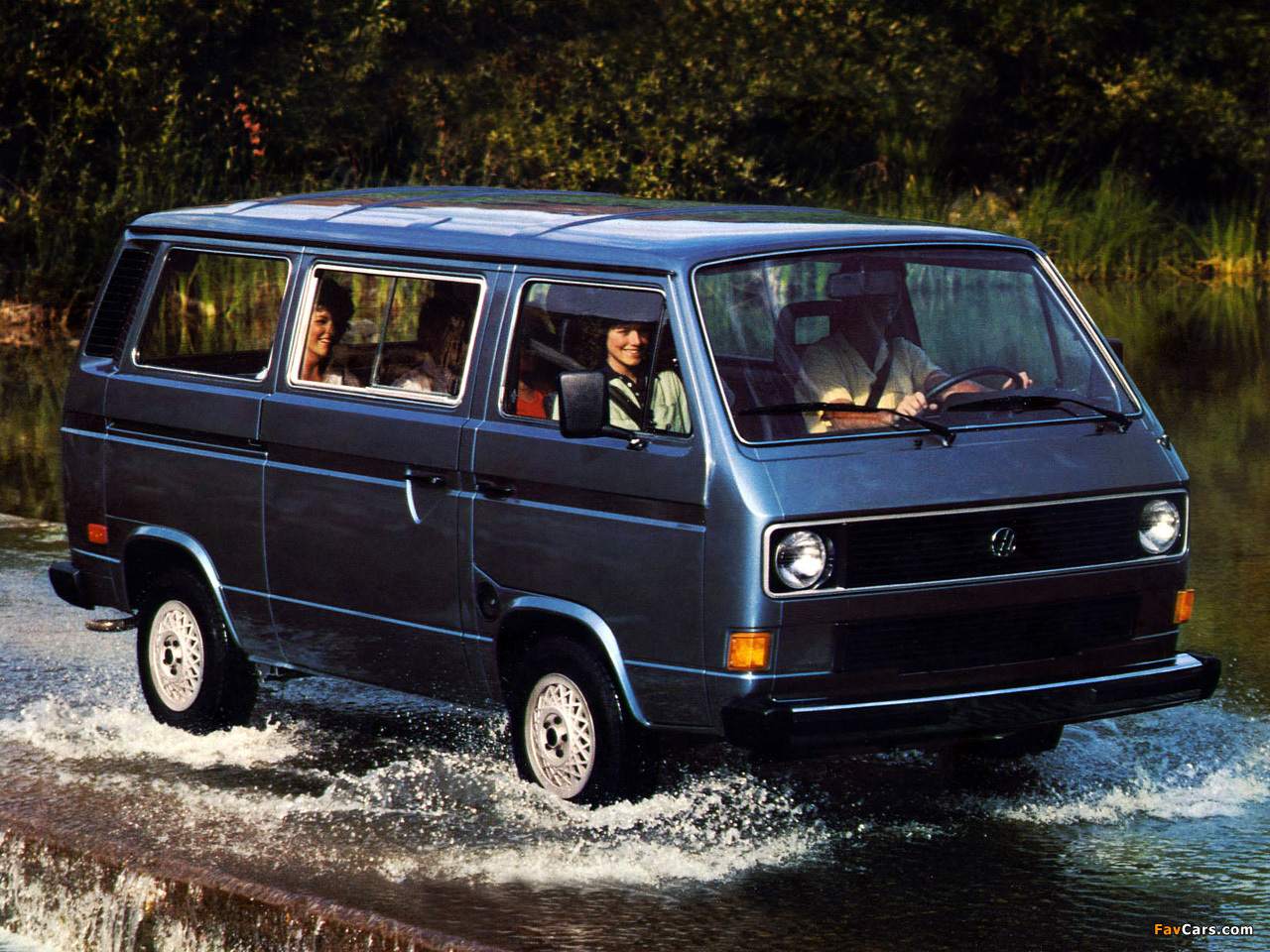Volkswagen T3 Vanagon 1980 92 Wallpapers 1280x960