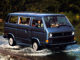Volkswagen T3 Vanagon 1980–92 wallpapers