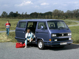 Volkswagen T3 Multivan Bluestar 1989–90 wallpapers