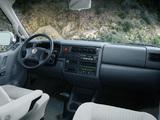 Photos of Volkswagen T4 Eurovan 1997–2003