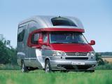 Photos of Volkswagen All-in-One Studie 2001