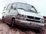 Pictures of Volkswagen T4 Multivan 1996–2003