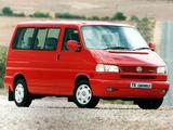 Pictures of Volkswagen T4 Caravelle VR6 ZA-spec 1996–2003