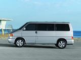 Pictures of Volkswagen T4 Eurovan 1997–2003