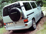 Volkswagen T4 Multivan 1996–2003 photos