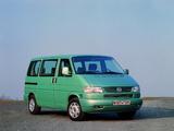 Volkswagen T4 Caravelle 1996–2003 photos