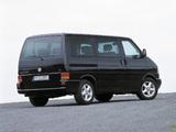 Volkswagen T4 Caravelle 1996–2003 pictures
