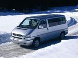 Volkswagen T4 Multivan 1996–2003 pictures