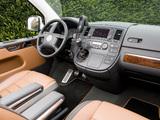Images of Volkswagen T5 Multivan Business 2003–09