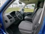 Images of Volkswagen T5 Multivan Startline 2003–09