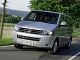 Images of Volkswagen T5 Multivan Highline 2009