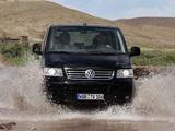 Photos of Volkswagen T5 Multivan Startline 2003–09