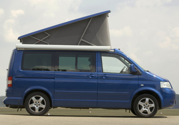 photos of volkswagen t5 california comfortline 2006 09. Black Bedroom Furniture Sets. Home Design Ideas