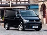 Photos of Volkswagen T5 Transporter Sportline UK-spec 2011