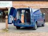 Photos of Volkswagen T5 Transporter BlueMotion Van UK-spec 2012