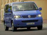 Pictures of Volkswagen T5 Multivan Comfortline 2003–09