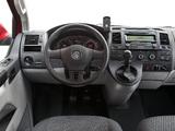 Pictures of Volkswagen T5 Transporter Combi 2009