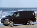 Pictures of Volkswagen T5 Transporter Van UK-spec 2009