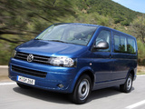 Pictures of Volkswagen T5 Multivan Startline 2009