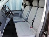 Pictures of Volkswagen T5 Transporter Van UK-spec 2009