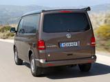 Pictures of Volkswagen T5 California 2009