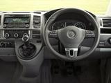 Pictures of Volkswagen T5 California Beach UK-spec 2009