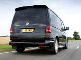 Pictures of Volkswagen T5 Transporter Sportline UK-spec 2011