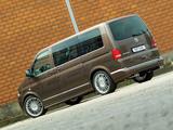 Pictures of Hartmann Vansports Volkswagen T5 Multivan Prime 2012