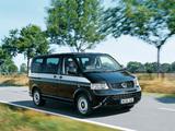 Volkswagen T5 Multivan Startline 2003–09 images