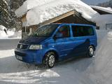Volkswagen T5 Multivan Comfortline 2003–09 images