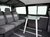 Volkswagen T5 Multivan Startline 2003–09 photos