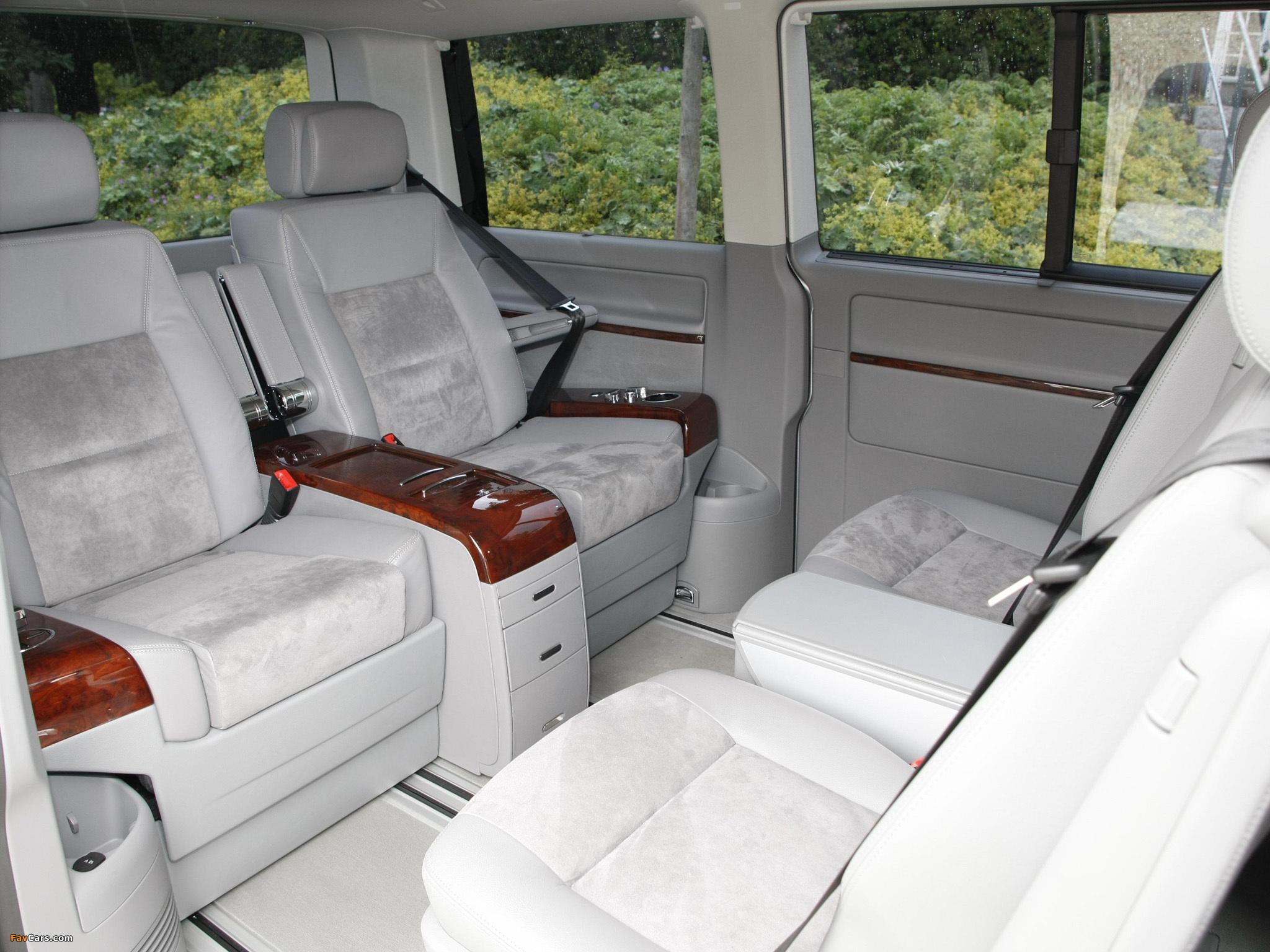 volkswagen t5 multivan highline 2003 09 pictures 2048x1536. Black Bedroom Furniture Sets. Home Design Ideas