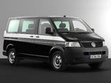 Volkswagen T5 Multivan Startline 2003–09 pictures